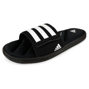 adidas MENS ZEITFREI SLIDE FF BLACK