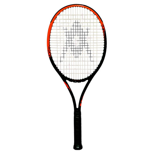 Team Speed Neon Orange Tennis Racquet