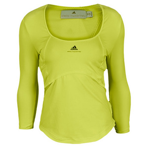 adidas WOMENS STELLA LONG SLEEVE TOP RUNNING YL