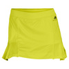 ADIDAS Women`s Stella McCartney Barricade Tennis Skort Running Yellow