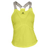 ADIDAS Women`s Stella McCartney Barricade Tennis Tank Running Yellow/Powder