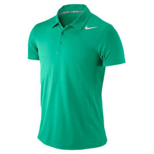 NIKE MEN`S BASELINE TENNIS POLO
