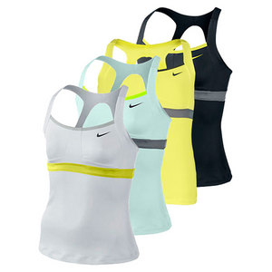 NIKE GIRLS MARIA OZ OPEN TENNIS TANK
