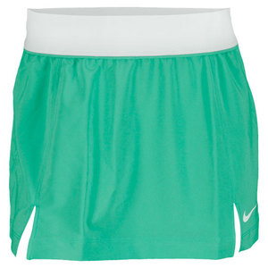 NIKE WOMENS SLAM TENNIS SKIRT ATOMIC TEAL