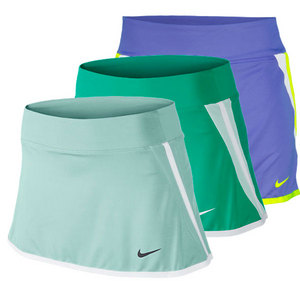 NIKE WOMENS POWER 11.8 INCH TENNIS SKIRT