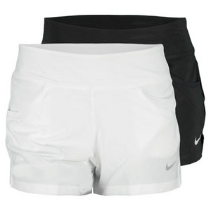 NIKE WOMENS VICTORY TENNIS SHORT