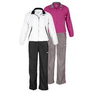NIKE GIRLS POWER TENNIS WARM UP SET
