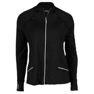 SOFIBELLA WOMENS FREEDOM TO CHOOSE JACKET BLACK