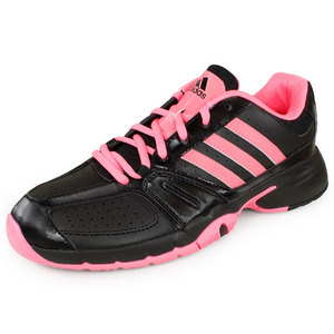 adidas WOMENS BERCUDA 2.0 TENNIS SHOES BLK/PINK