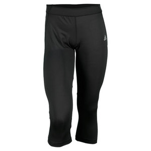 adidas WOMENS TRAINING 3 QUARTR TIGHT BLACK