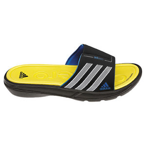 adidas JUNIORS ADIZERO SLIDE 3 XJ BLACK/YELLOW