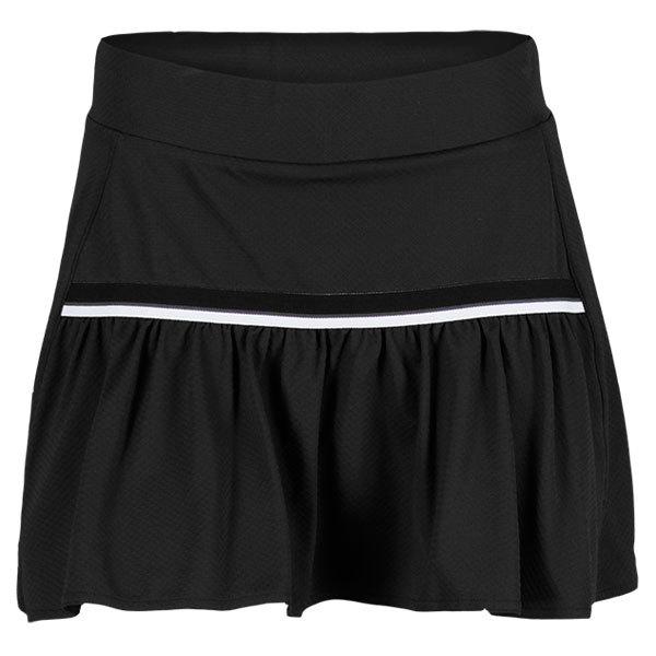 Women's Tennis Sequencials Core 14 Inch Skort Black