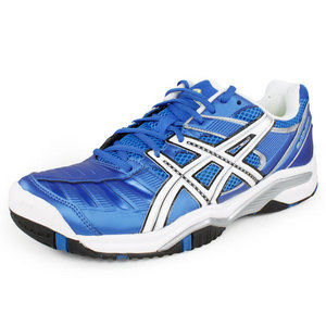 ASICS MENS GEL CHALLENGER 9 SHOES ROYAL/WH/BK
