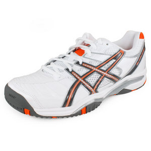 ASICS MENS GEL CHALLENGER 9 SHOES WH/CASTLERCK