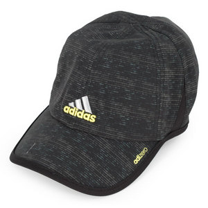 adidas MENS ADIZERO PLUS TENNIS CAP BLACK