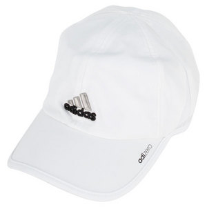 Women`s Adizero II Tennis Cap White