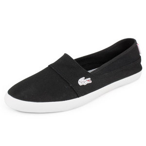 LACOSTE WOMENS MARICE JAW SHOES BLACK