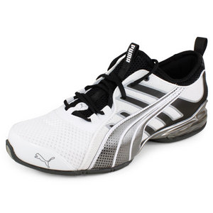 PUMA MENS VOLTAIC 4 M SHOES WHITE/BLACK
