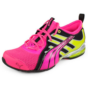 PUMA WOMENS VOLTAIC 4 MT SPORT SHOES PK/LM