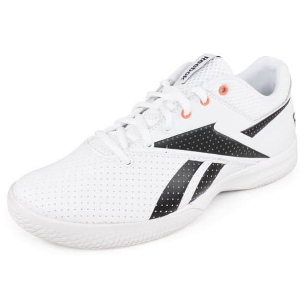 Women's On The Rise Lite Tennis Shoes White/Black