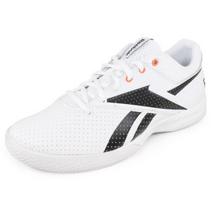 REEBOK WOMENS ON THE RISE LITE SHOES WHITE/BK