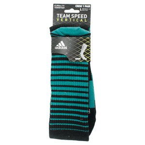 adidas TEAM SPEED VERTICAL LARGE CREW SOCKS