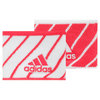 Small Tennis Wristbands Pink/White by ADIDAS