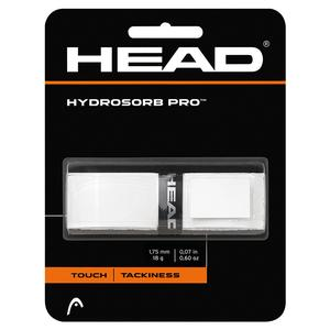 Hydrosorb Pro Tennis Replacement Grip White