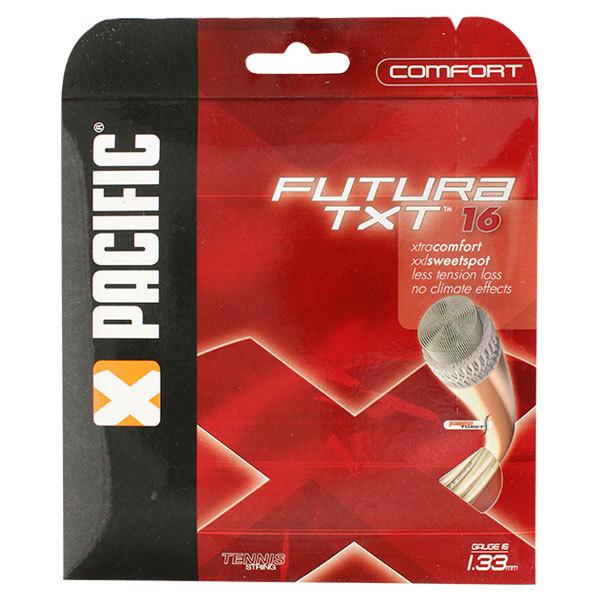 Futura Txt 16 1.33mm Tennis String Natural