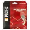 PACIFIC Futura Txt 16 1.33mm Tennis String Natural
