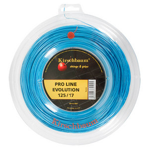 Pro Line Evolution 17G Tennis String Reel Blue