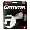 GAMMA Poly Z 16G Tennis String White
