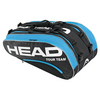 HEAD Tour Team Monstercombi Tennis Bag Black/Blue