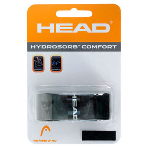 HEAD HYDROSORB COMFORT TENNIS OVERGRIP BLACK
