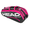 Tour Team Combi Tennis Bag Black/Pink by HEAD