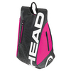 Tour Team Tennis Backpack Black/Pink by HEAD