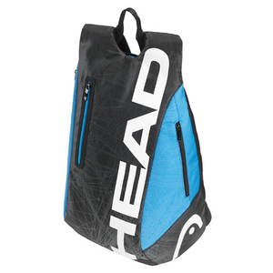 HEAD TOUR TEAM BACKPACK BLACK/BLUE