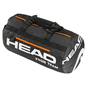 HEAD TOUR TEAM CLUB TENNIS BAG BLACK
