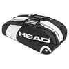 HEAD Core Combi Tennis Bag Black/White