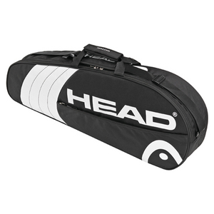 HEAD CORE PRO TENNIS BAG BLACK/WHITE