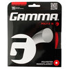 GAMMA Poly Z 16G Tennis String Red