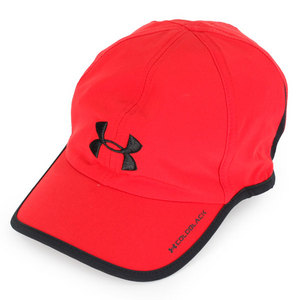 UNDER ARMOUR MENS ARMOURLIGHT CAP RED/BLACK