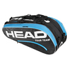 Tour Team Combi Tennis Bag Black/Blue by HEAD