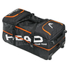 HEAD Tour Team Travel Tennis Bag With Wheels Black