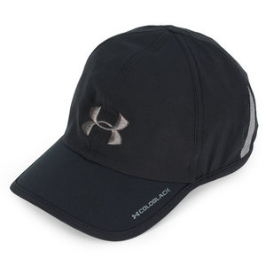 UNDER ARMOUR MENS ARMOURLIGHT CAP BLACK/GRAPHITE
