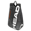 Tour Team Tennis Backpack Black/Orange by HEAD