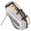 HEAD Djokovic Tower Tennis Bag White/Gray