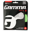 GAMMA Moto 16G Tennis String Lime