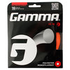 GAMMA Io 16G Tennis String Orange