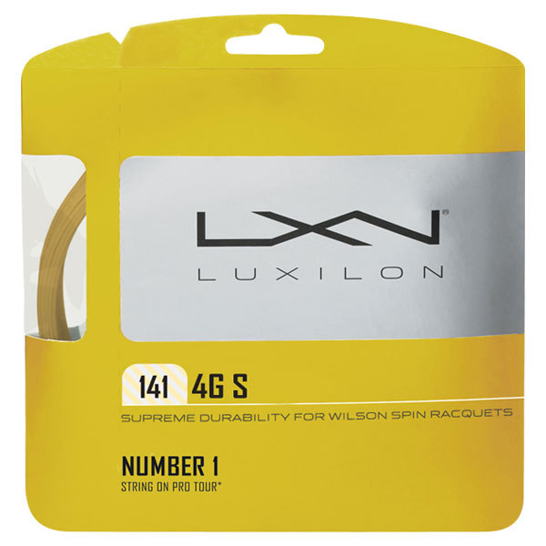 4g S 1.41mm/15g Tennis String